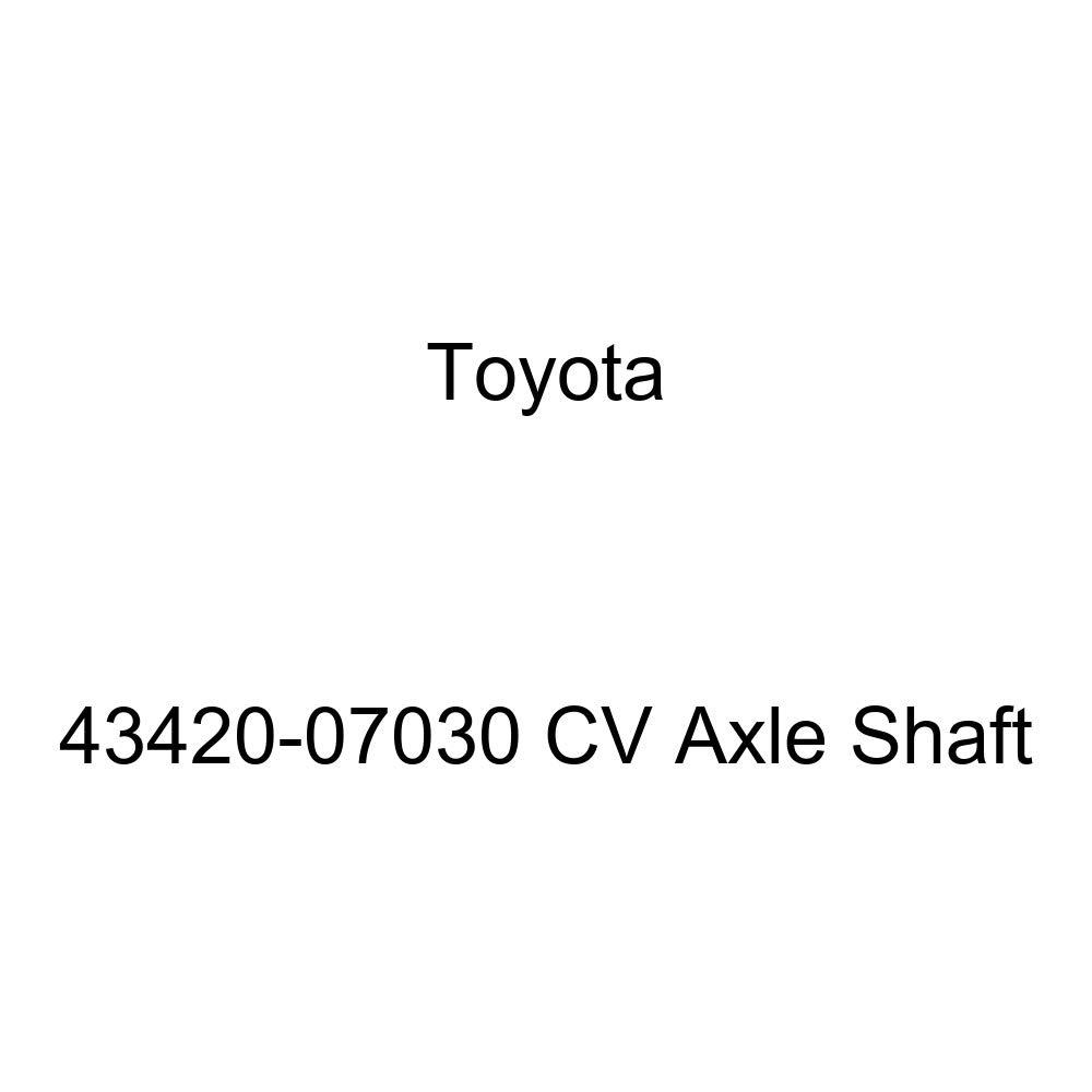 Toyota 43420-07030 CV Axle Shaft