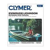 Evinrude/Johnson Outboard Shop Manual, 2-40 HP, 1973-1990...