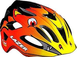 Lazer P'Nut MIPS Helmet with Magic Buckle: Dragon Fire