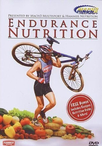 ENDURANCE NUTRITION DVD - CYCLING & TRIATHLON TRAINING