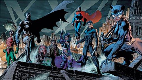Batman Jim Lee Art (Batman:
