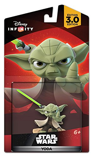 Media Storage Disney (Disney Infinity 3.0 Edition: Star Wars Yoda Figure)