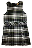 Rifle Girls Drop Waist Jumper Plaid 35-7.5 Half Size