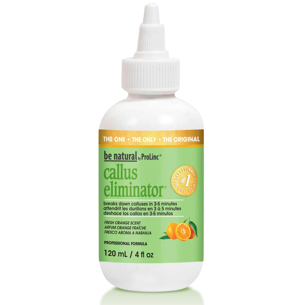Callus Eliminator orange scent 4oz