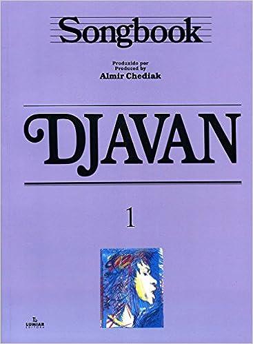 songbook djavan vol 1