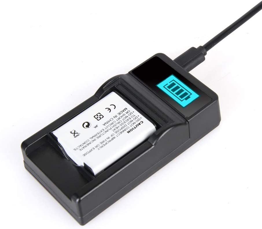 VP-M54 Digital Video Camcorder LCD USB Travel Battery Charger for Samsung VP-M50 VP-M51B VP-M52 VP-M51 VP-M53