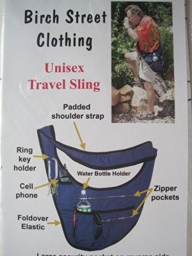 Birch Street Clothing Pattern #TSL Unisex Travel Sling (Sling Street)