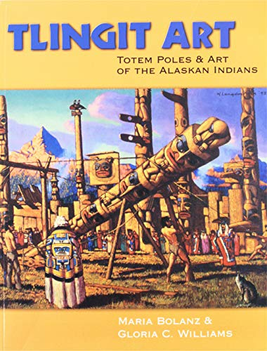 Tlingit Art: Totem Poles & Art of the Alaskan Indians