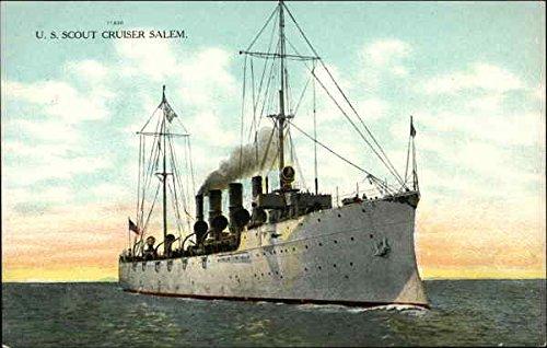 U.S. Scout Cruiser Salem Navy Original Vintage ()