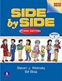 Side by Side 1 Student Book and Activity & Test Prep Workbook w/Audio Value Pack (3rd Edition), Steven J. Molinsky, Bill Bliss, 013217040X