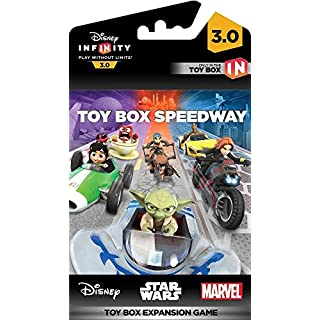 Disney INFINITY 3.0 Edition: Toy Box Speedway (a Toy Box Expansion Game) - Not Machine Specific