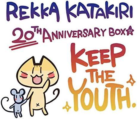 Rekka Katakiri 20th Anniversary BOX(完全生産限定盤)(特典なし) 限定版