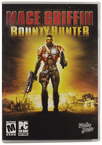 Hunter Xbox Bounty Mace Griffin - Mace Griffin: Bounty Hunter - PC