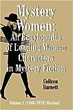 Mystery Women, Colleen Barnett, 1890208612