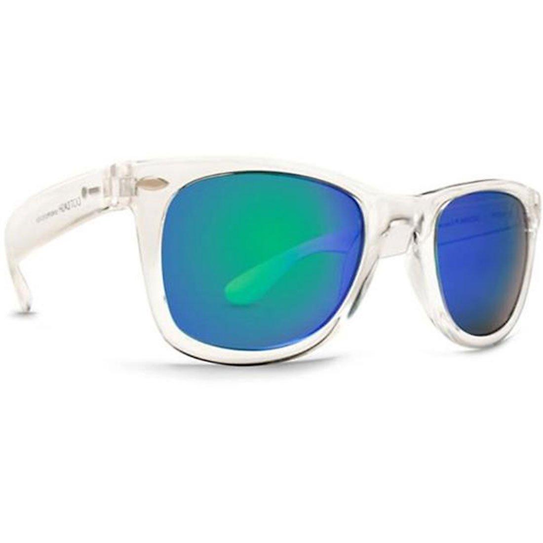 Dot Dash Plimsoul Glasses- Crystal/ Clear