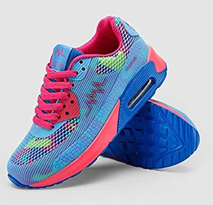 2018 athletic women shoes zapatos mujer shoes women tennis shoes SIZE 8