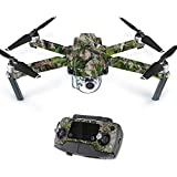 Skin For DJI Mavic – Htc Green | MightySkins Protective, Durable, and Unique Vinyl Decal wrap cover | Easy To Apply, Remove, and Change Styles | Made in the USA