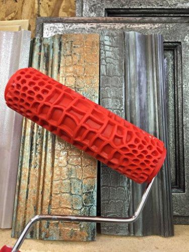 7 Quot Decorative Art Roller Crocodile Skin Pattern Buy