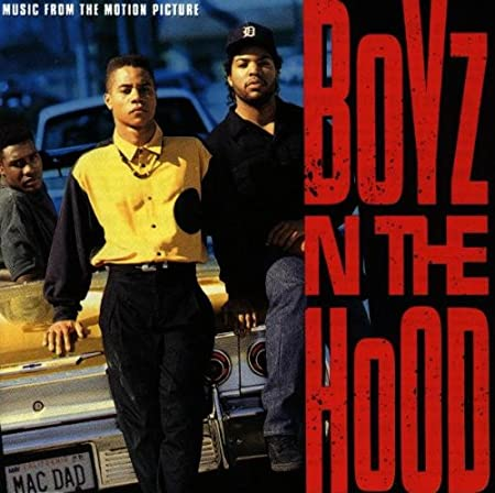 Boyz N The Hood: Music From The Motion PictureExplicit Lyrics
