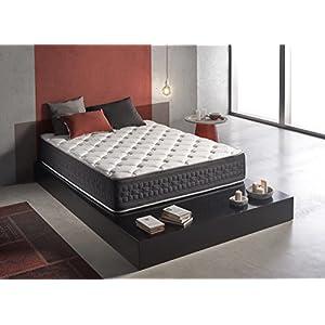 Living Sofa Matelas Épaisseur 30cm Grand Class® (140×190 cm) | Bio Mousse á Memorie de Forme Natur Fresh® + Rest Foam…