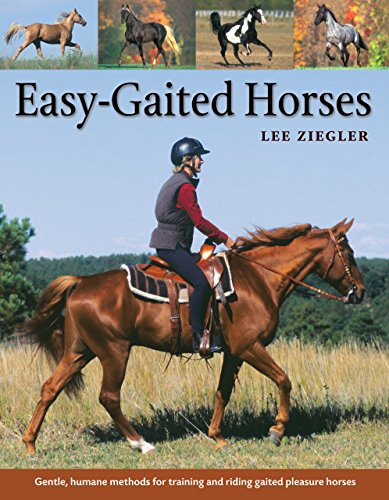 Used, Easy-Gaited Horses: Gentle, humane methods for training for sale  Delivered anywhere in Canada