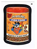 2016 Topps MLB Wacky Packages #28 Marlins Fish Food