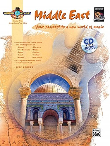 Guitar Atlas Middle East: Your passport to a new world of music, Book & CD pdf