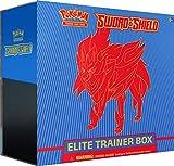 Pokemon Pokémon TCG: Sword & Shield Elite Trainer Box