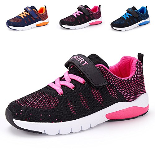 Caitin Kids Running Tennis Shoes Lightweight Casual Walking Sneakers For Boys and Girls (Little Kid/Big Kid)