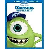 MONSTERS UNIVERSITY [Blu-ray]