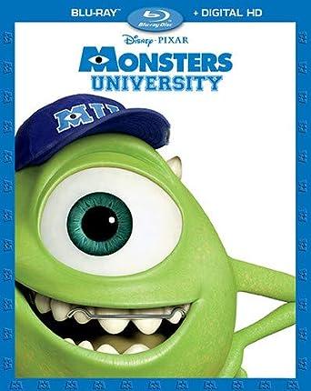 0c4257e1b40 Amazon.com  MONSTERS UNIVERSITY  Blu-ray   Billy Crystal