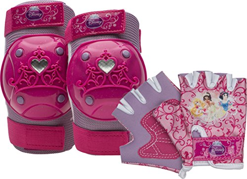 Spring Disney Princess (Bell Princess Pads and Gloves Protective Gear)