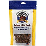 Grizzly Pet Products Cat/Dog Salmon Fillet Treat (Pack of 2) For Sale