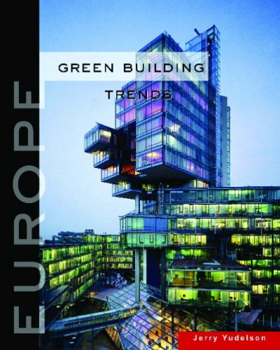 Green Building Trends: Europe by Island Press