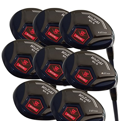 Graphite Hybrid Headcovers - 7