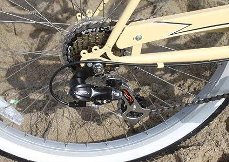 Firmstrong Urban Lady Beach Cruiser Bicycle Renewed