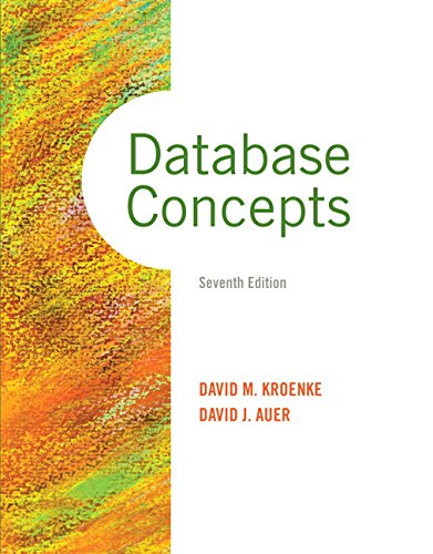 Database Concepts (7th Edition) cover