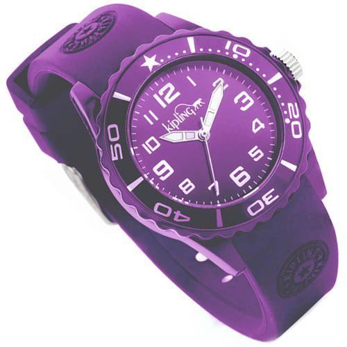 Price comparison product image Kipling Children Purple Watch