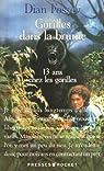 Gorilles dans la brume par Fossey