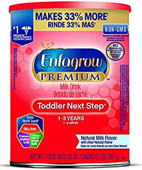6-Pack Enfagrow Next Step Premium Toddler Natural Milk Powder
