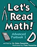 img - for Let's Read Math: Advanced Funbook 1 by Claire Passantino (2007-08-20) book / textbook / text book