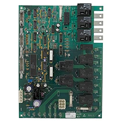 Amazon.com: Sundance Spas 6600 – 055 – Circuito impreso LX ...
