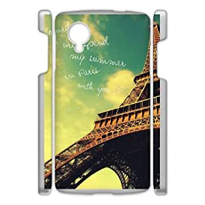 Google Nexus 5 Phone Case Eiffel Tower H8I9997986