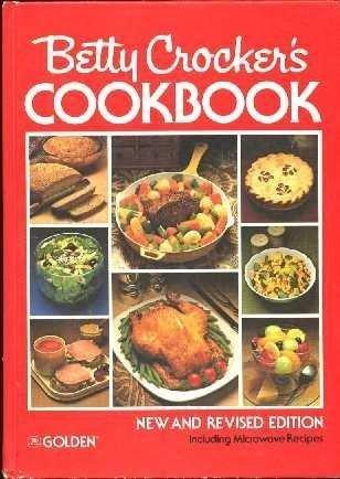 Betty Crocker's Cookbook by Betty Crocker