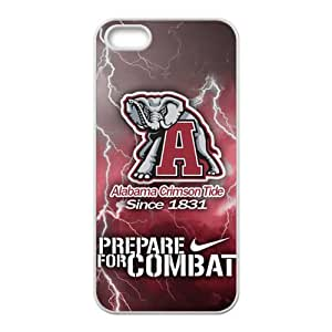 Lucky Alabama Crimson Tide Cell For HTC One M9 Phone Case Cover