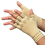 Orthopedic Arthritis Compression Gloves (Beige)