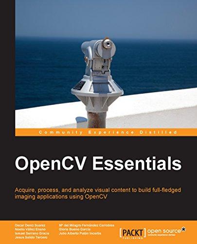 OpenCV Essentials -