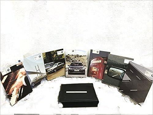 2008 BMW 3 Series Sedan Sports Wagon Owners Manual Car Manuals ...