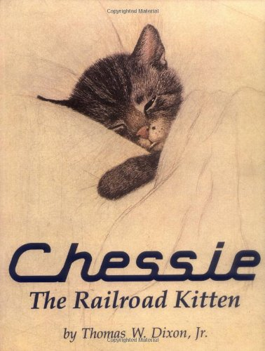 Chessie: The Railroad Kitten - Railroad Logo