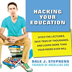 Hacking Your Education Audiobook